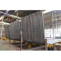 China Water Wall Water Tube Fire Tube Package Membrane Wall Boiler Combustion Fabricator on sale
