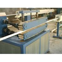 China 20-63mm PVC pipe extrusion machine on sale