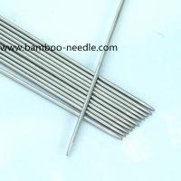 Best Double Pointed stainless steel Straight knitting needles wholesale