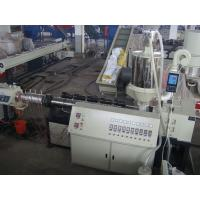 Buy cheap Speedy Pipe Profile Single Screw Extruder / Plastic Sheet Making Machine from wholesalers