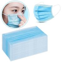China Public Environment Protection Disposable Earloop Face Mask Anti Virus Non Skin Stimulating on sale