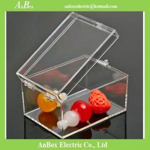 Best Polycarbonate Rectangular Clear Plastic Enclosure Box wholesale