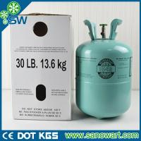 China China gas refrigerant r134a r600a pure Refrigerant R134A on sale