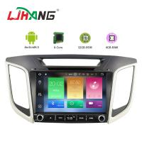 Best AUX Video Hyundai Santa Fe Dvd Multimedia System PX5 Quad Core 8*3Ghz wholesale
