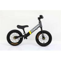 China No-Pedal 12   High Carbon Steel Octagonal Tube Children Balance Bike Child Walking Bike With QR Seat Clamp on sale