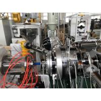 Best Fiber Glass Plastic Pipe Extrusion Machine / PPR Pipe Extrusion Machine wholesale