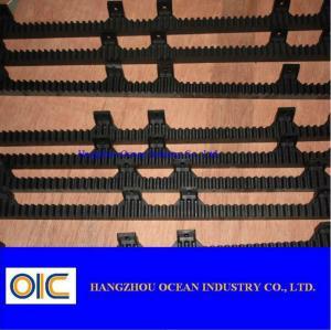 China Sliding Gate Gear Rack M4 20X27X330 (Heavy type nylon gear rack) on sale