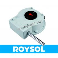 China Hot sale RHW part-turn worm gearbox, valve gearbox, worm gear operator on sale