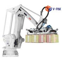 Best Fast Speed Robotic Case Packer , Durable Automated Robot Packing Machine wholesale