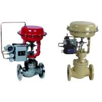 Buy cheap Flange Compact Design Pneumatic Control Valve For Water Oil Media Application from wholesalers