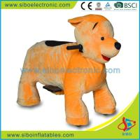 Best Sibo Animal Walking Toys Electrical Ride-On Toy Animal Rides 200kg wholesale