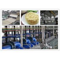Best hot air drying noodle Non-Fried Instant Noodle Machinery Production Line without oil wholesale