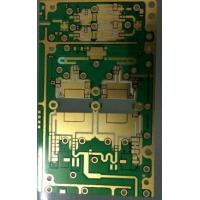 Cheap ENIG Surface Finishing PCB Assembly Services EM-370D Halogen Free FR-4 TG170 for sale