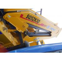Buy cheap Effective Transportation Folding Boom Crane, 5 Ton Lorry-Mounted Crane product