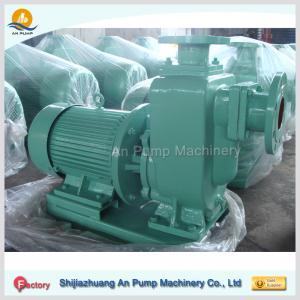 Best corrosion-resisting self priming sewage pump wholesale