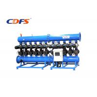 China Backflush Disc Automatic Backwash Filter For Farm Drip Irrigation System on sale