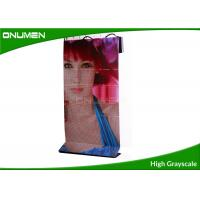 China Semi Outdoor Ultra Thin Retail Led Display Panels For Advertising , Brightness 4000cd / Sqm on sale