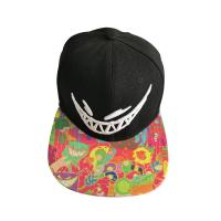China Men And Women'S 5 Panel Camper Hat Spring Outdoor Flat Top Style on sale