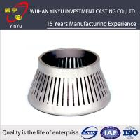 Best Industrial Cast Steel Components , Prototype Investment Casting Services 1g-10kg wholesale