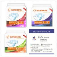 Absorbency Adult Nappies Made in China
