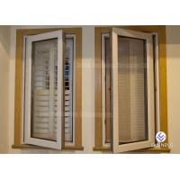 Best Aluminum Swing Window Casement Windows Opening Outside Aluminium Entrance Doors wholesale