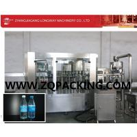 China Complete full automatic bottle water filling machine on sale