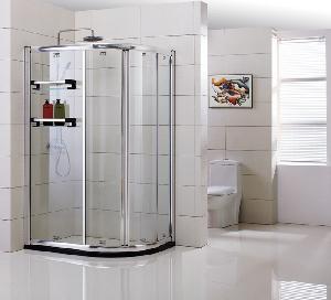 Best Framed Sector Double Sliding Shower Enclosure (YTS-003) wholesale