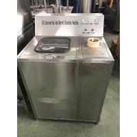 Best low price semi-automatic/manual 5 gallon bottle de-capping washing machine 304 stainless steel wholesale