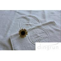 Best 380gsm Premium Custom Embroidered Bath Towels Durable Without Harmful Chemicals wholesale
