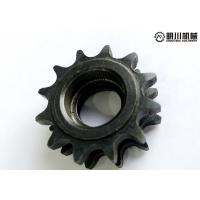 Best ANSI/DIN Double Pitch Chain Sprockets Blacken Surface Finish For Agricultural Machinery wholesale