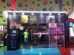 Best Special Effects Cinema 7D Home Theater Game Center Kids Game Other Amusement Park wholesale