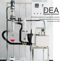Best Lab Solvent Recovery Machine , Solvent Distillation Plant 220V 60hz Voltage Feed Amount wholesale