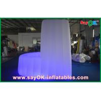 China Water Proof White Bar Counter Inflatable Yard Decorations 3.5*3.5*3m on sale