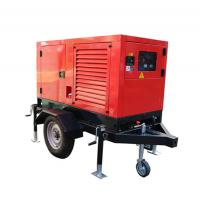China Denyo 800A Engine Welding Machine Diesel Welder Generator Mobile on Trailer MMA TIG on sale
