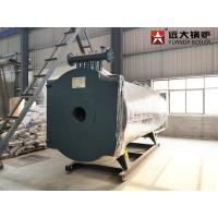 Best 1400kW Thermal Oil Heater Boiler For Plywood Rubber Oil Refinery Industry wholesale