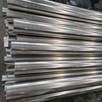 Best 32mm 35MM 38MM 316 Seamless SS Pipe Bright Annealed Stainless Steel Tubing Hot Rolled wholesale