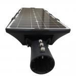 Smart Sensor Solar LED Street Light Die Casting Aluminium For National Park Walk
