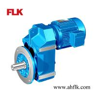 Best F series Shaft Mounted Helical Geared Motor wholesale