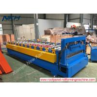 Best T8 roll forming machine for wall/roofing panel, 1220mm input, low rib, wall panel roll forming machine wholesale