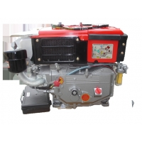 China Water Cooling 287 g/kwh 80MM Stroke Small Marine Diesel Engines on sale