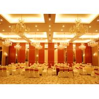 Best Conference Room Folding Partition Walls Customers Own Material Finish wholesale