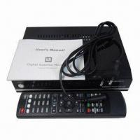 Buy cheap Dual-Core CPU 1,080 Pixels Full HD DVB-S/S2 Receiver with 396MHz MIPS Processor from wholesalers