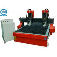 Best Factory Price 4x8ft Wood CNC Router Machine For Sale At Low Price With 2 Heads wholesale
