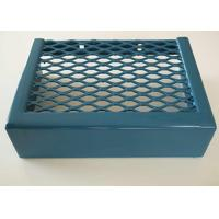 Buy cheap PVC Spraying Aluminum Expanded Metal Mesh Durable Strong With Diamond Holes from wholesalers