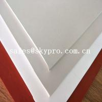 Best Food Grade Soft Customized Latex Rubber Sheet Odorless Rubber Sheeting Roll wholesale