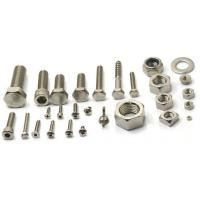 China Cold Galvanizing 2507 Duplex Stainless Steel Fasteners S32750 Bolt Nut And Washer on sale