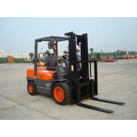 Best Yellow Color 4 Ton Forklift , Warehouse Lift Truck Max Lift Height wholesale