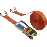 China Ratchet Tie Down Straps With C Hooks on sale