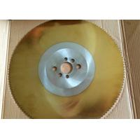 Best DMo5Co5 materialTIN coating by PVD high speed circular saw blade wholesale