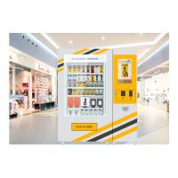 China Glass Glove Helmet Tool Micro Market Vending Machine For Employees , OEM / OEM on sale